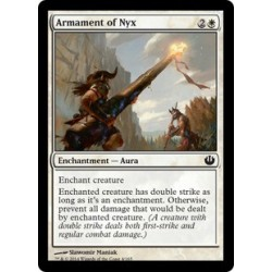 Nyx-Bewaffnung