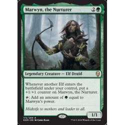 Marwyn, the Nurturer - Foil
