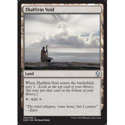 Zhalfirin Void - Foil