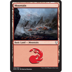 Mountain (Version 3) - Foil