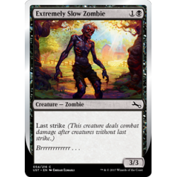 Extremely Slow Zombie (Version 1)