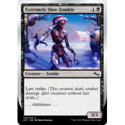 Extremely Slow Zombie (Version 3)