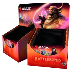 Battlebond Booster Display