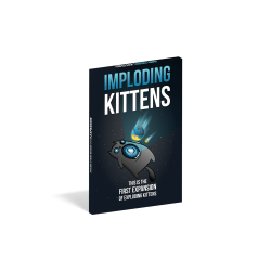 Exploding Kittens - Imploding Kittens Expansion