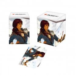 Ultra Pro - Dominaria Deck Box - Jhoira, Weatherlight Captain