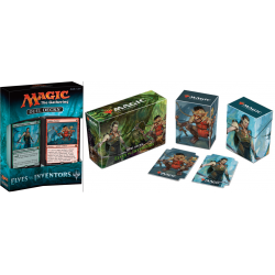 Duel Decks: Elves vs. Inventors Deck Box Bundle