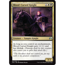 Blood-Cursed Knight