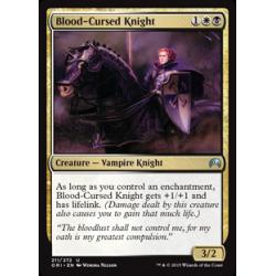 Chevalier maudit par le sang