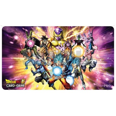 Ultra Pro - Dragon Ball Super - All Stars Playmat with Playmat Tube