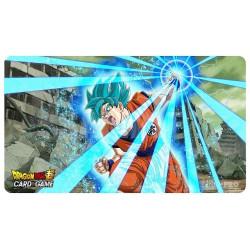 Ultra Pro - Dragon Ball Super - Super Saiyan Blue Son Goku Playmat with Playmat Tube