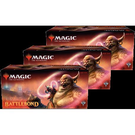 Carton Battlebond (6 Boites de Boosters)