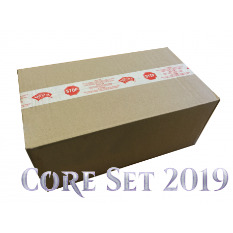 Core Set 2019 Booster Case (6x Booster Box)