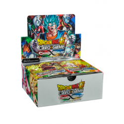 Dragon Ball Super - Boîte de Boosters Series 3 - Cross Worlds