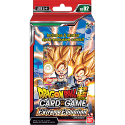 Dragon Ball Super - Starter Deck 2 - The Extreme Evolution