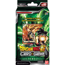 Dragon Ball Super - Starter Deck Series 3 - The Dark Invasion