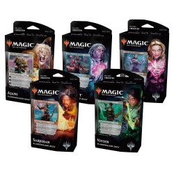 Core Set 2019 Planeswalker Deck Set (5 Decks)
