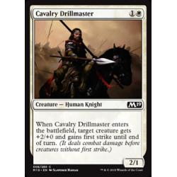 Maître-recruteur de cavalerie