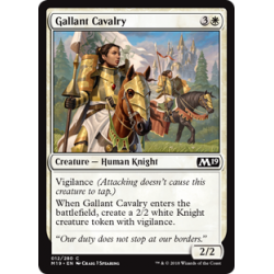 Gallant Cavalry