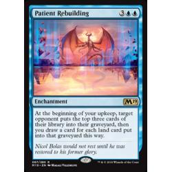 Patient Rebuilding