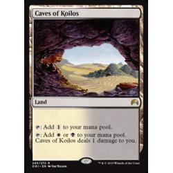 Cavernes de Koïlos