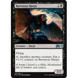 Ravenous Harpy