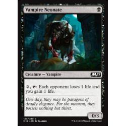 Nouveau-né vampire