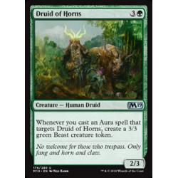 Druid of Horns