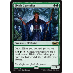 Elvish Clancaller