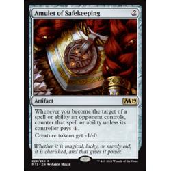 Amulette de sauvegarde