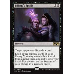 Liliana's Spoils