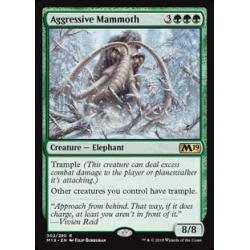Aggressive Mammoth