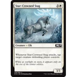 Star-Crowned Stag - Foil