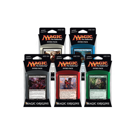 Magic Origins Intro Packs - All 5