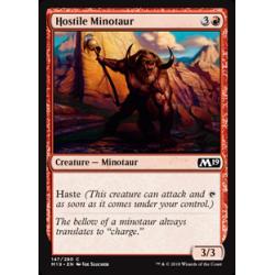 Hostile Minotaur - Foil