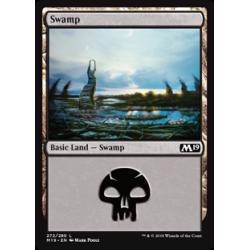 Swamp (Version 4) - Foil