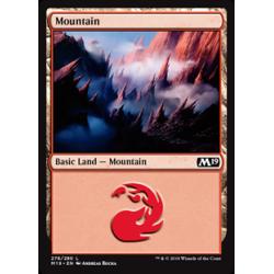 Mountain (Version 4) - Foil