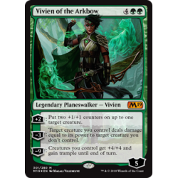 Vivien of the Arkbow - Foil