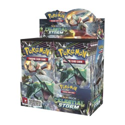 Pokemon - SM7 Tempesta Astrale Booster Display (36 Boosters)