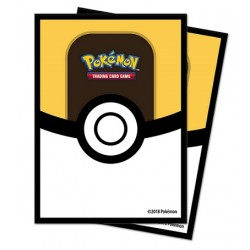 Ultra Pro - Pokémon Standard 65 Sleeves - Ultra Ball