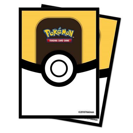 Ultra Pro - Pokémon Standard 65 Sleeves - Ultra Ball