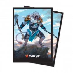 Ultra Pro - Magic 2019 80 Sleeves - Ajani, Adversary of Tyrants