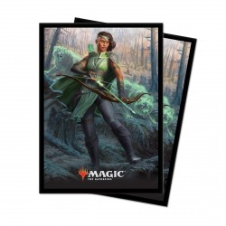 Ultra Pro - Magic 2019 80 Sleeves - Vivien Reid