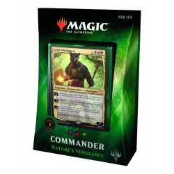 Commander 2018 - Nature's Vengeance (Lands)