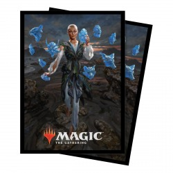 Ultra Pro - Commander 2018 100 Sleeves - Estrid, the Masked