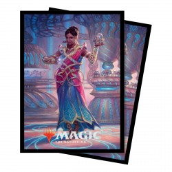 Ultra Pro - Commander 2018 100 Sleeves - Saheeli, the Gifted