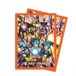 Ultra Pro - Dragon Ball Super 65ct Sleeves - All Stars