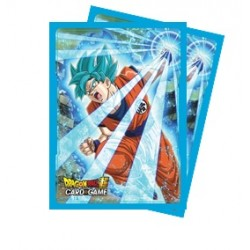 Ultra Pro - Dragon Ball Super 65 Sleeves - Super Saiyan Blue Son Goku