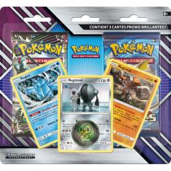 Pokemon - SM7 Tempesta Astrale 2-Pack Blister - Regice + Registeel + Regirock
