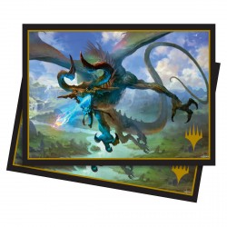 Ultra Pro - Elder Dragons 100 Sleeves - Nicol Bolas, the Ravager