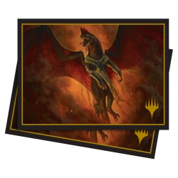 Ultra Pro - Elder Dragons 100 Sleeves - Vaevictis Asmadi, the Dire